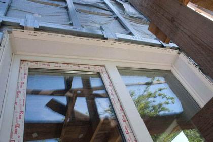 Отделка оконных проёмов способна подчеркнуть все преимущества фасадной отделки