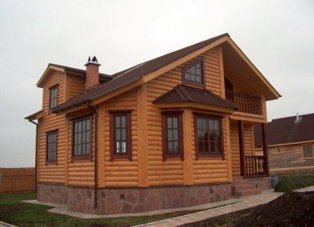Следует помнить, что при выборе блок-хауса из древесины необходимо убедиться в его качестве