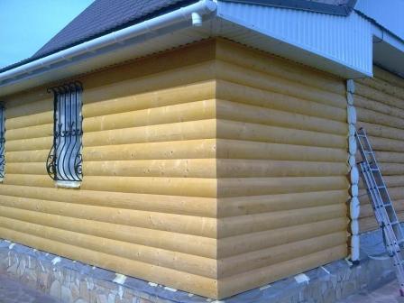 Блок-хаус – это современный материал для наружных и внутренних отделочных работ