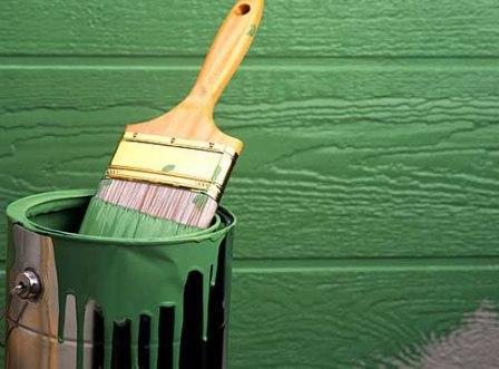 Существует несколько основных типов лакокрасочных покрытий для обработки древесины