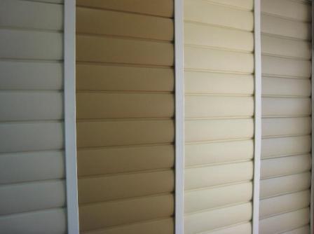 Виниловый блок-хаус можно подобрать практически любого цвета