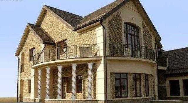 Окраска фасадной бетонной плитки для сухого способа укладки выполняется при ее изготовлении