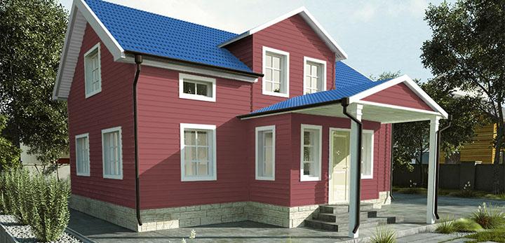 Отзывы потребителей говорят о том, что цветовая палитра «Нордсайд» предоставляет возможность проведения работы с любым типом фасада