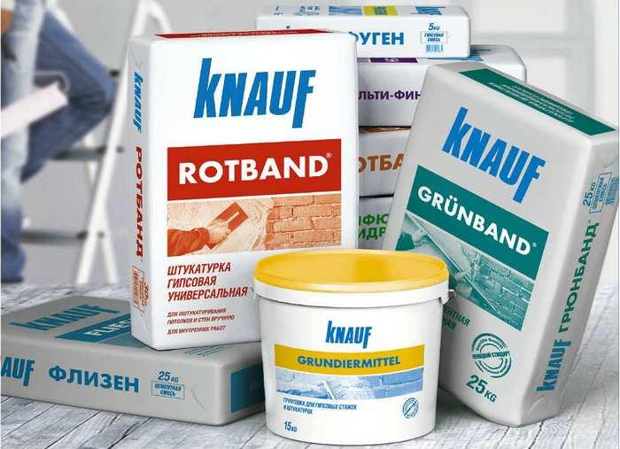 В настоящее время рынок строительных и отделочных материалов предлагает потребителям несколько разновидностей сухих штукатурок