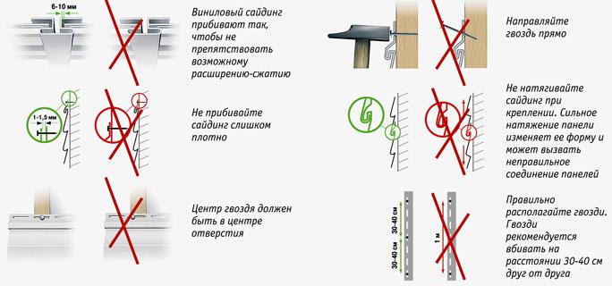 Выполнить установку отделочной панели достаточно просто своими руками, но необходимо придерживаться инструкции