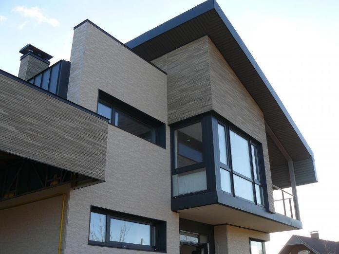 Вентилируемые фасады имеют высокие показатели тепло- и звукоизоляции