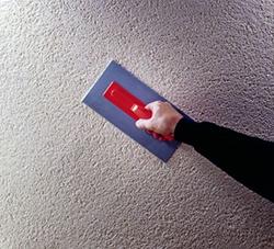 Теплая штукатурка – современный и легкий в применении материал для отделки фасадов