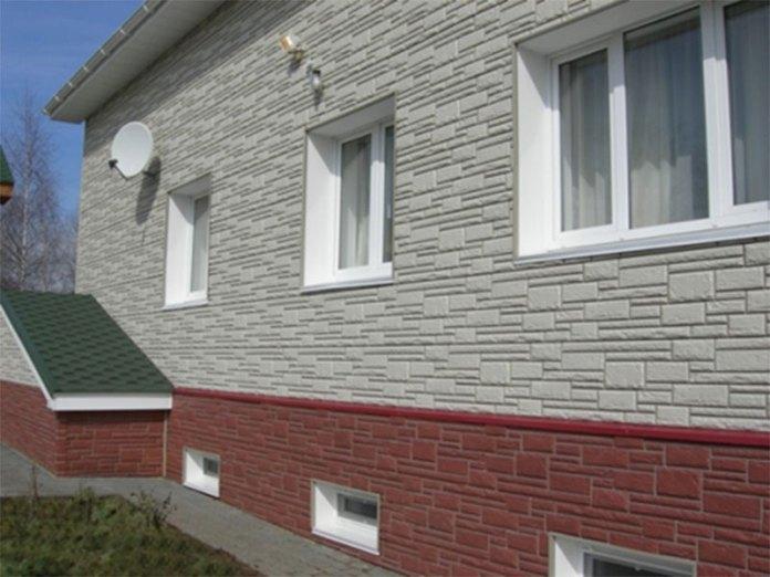 Цокольные сайдинг-панели «Nailite» производятся посредством специальной технологии, которая предполагает литьевое формование с применением уникальной формулы полипропилена
