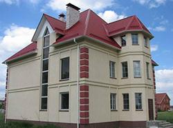 Качественный мокрый фасад своими руками в последние годы стал очень популярным