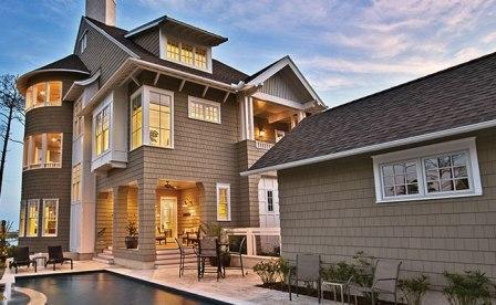 Вентфасад - надежный способ защиты своего дома