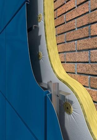 Для защиты утеплителя от намокания используются специальные мембраны