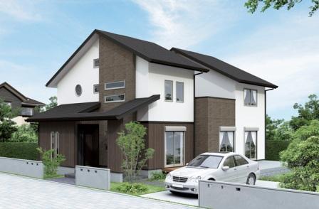 Декоративное покрытие защищает фасадные плиты Kmew от воздействия внешней среды
