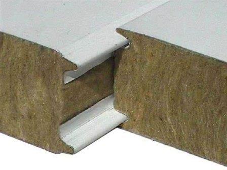 Сендвич-панели также являются дополнительной защитой от уличного шума