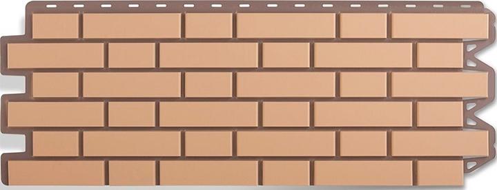 Стандартные параметры длины панелей сайдинга могут находиться в пределах от 2 м до 6 м, а ширина — от 10 см до 30 см, что значительно облегчает подбор материала для монтажа