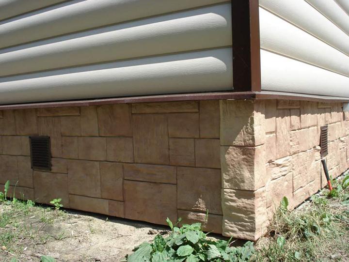 Панели фасадные на основе винилового полимера или поливинилхлорида достаточно популярны в нашей стране