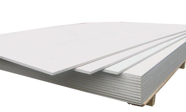 Гипсокартон – листовой строительный гипс, облицованный картоном с двух сторон
