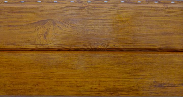 Следует помнить, что такой отделочный материал в виде панелей оснащается специальными замковыми соединениями и удобными крепёжными прорезями