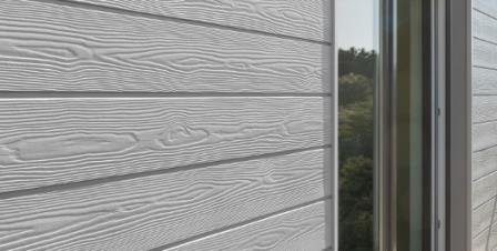 Без малейшего ухода фасад сохранит эстетичный вид на долгие годы