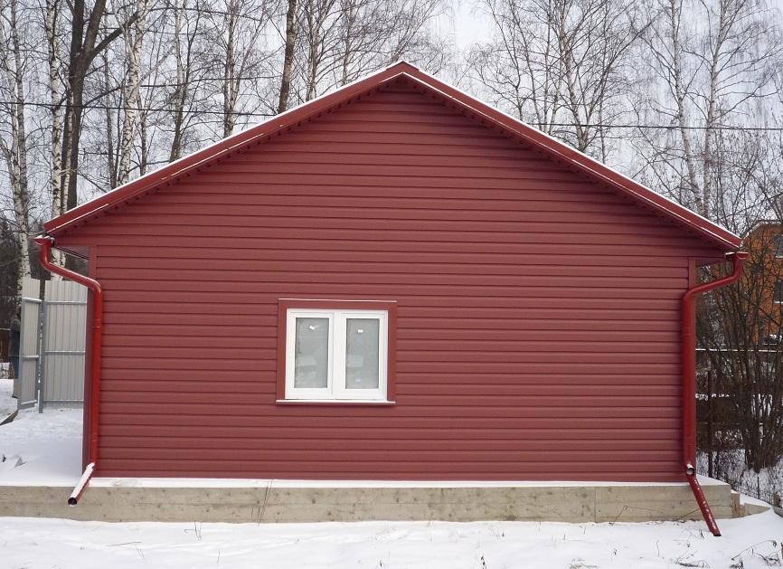 Сайдинг MITTEN является оптимальным вариантом для облицовочных работ не только новых построек, но и с успехом используется для обновления облика старых зданий
