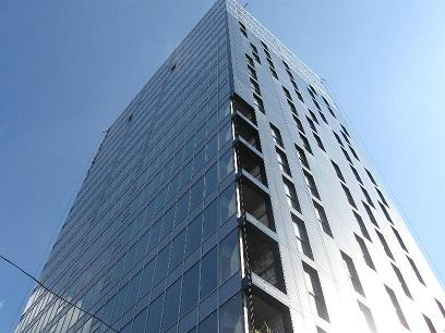 Навесные фасады с успехом могут использоваться при реконструкции
