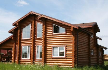 Новое деревянное строение нуждается в защите от влаги, ультрафиолета и вредителей